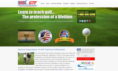 United States Golf Teachers Federation